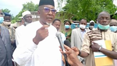 Tchad: le ministre de l'élevage visite plusieurs structures sous sa tutelle