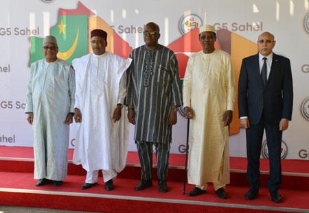 G5 Sahel  : les chefs d'État  exigent la libération du président malien Ibrahim Boubacar Keita