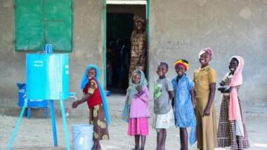 Coronavirus : 43% d'écoles dans le monde n'avaient pas de dispositifs de lavage de mains en 2019