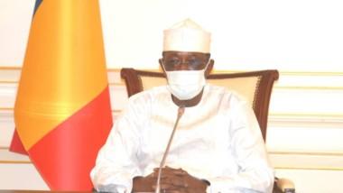 Tchad: «Pas de relâchement dans l'observation des mesures barrières», Idriss Déby Itno