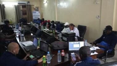 Football : les instructeurs en arbitrage du Tchad sont en formation