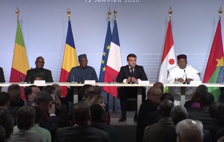 Sahel : « Pourquoi on parle simplement du Tchad ? Il y a d'autres forces là-bas », Idriss Déby Itno