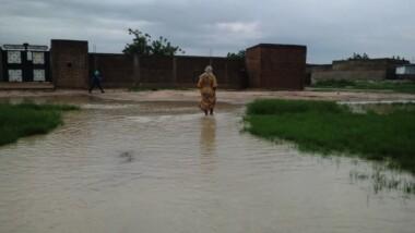 Tchad : les pluies rendent la vie difficile à N'Djaména