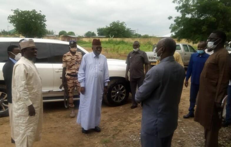 Tchad : Ahmat Mahamat Bachir va à la rencontre de ses collaborateurs