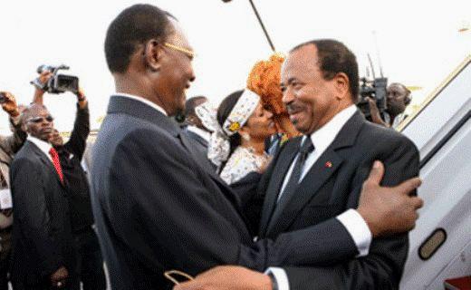 Afrique centrale : Paul Biya félicite le Maréchal du Tchad