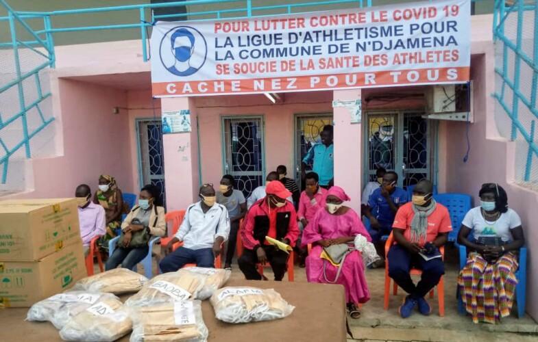 Tchad : démarrage des activités de la ligue d'athlétisme de N'Djamena