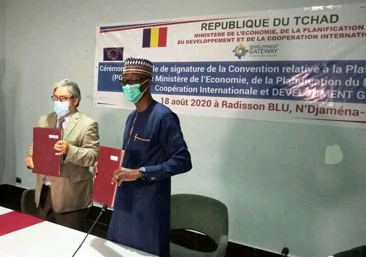 Tchad : signature d'une convention de près de 100 millions FCFA avec Development Gateway