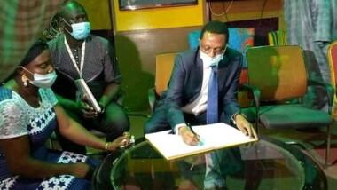 Tchad : les medias publics et privés sont complémentaires et non des adversaires selon  Cherif Mahamat Zene