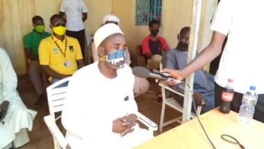 MONGO:  l'association Guéra touristique se lance dans la lutte contre la covid-19 au Guéra et au Batha