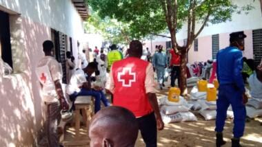 Tchad : des vivres et non vivres  pour les sinistrés d'inondation dans 6 provinces