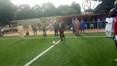 Sport : le championnat de football des zones 4 et 5 est lancé à Moundou