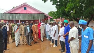 Tchad: une délégation du ministère de la santé publique à Abéché pour l'épidémie du Chikungunya