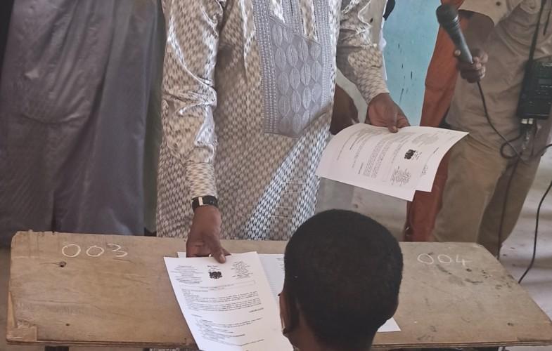 Tchad : 15 992 candidats composent le concours d'entrée dans les cycles techniques et professionnels