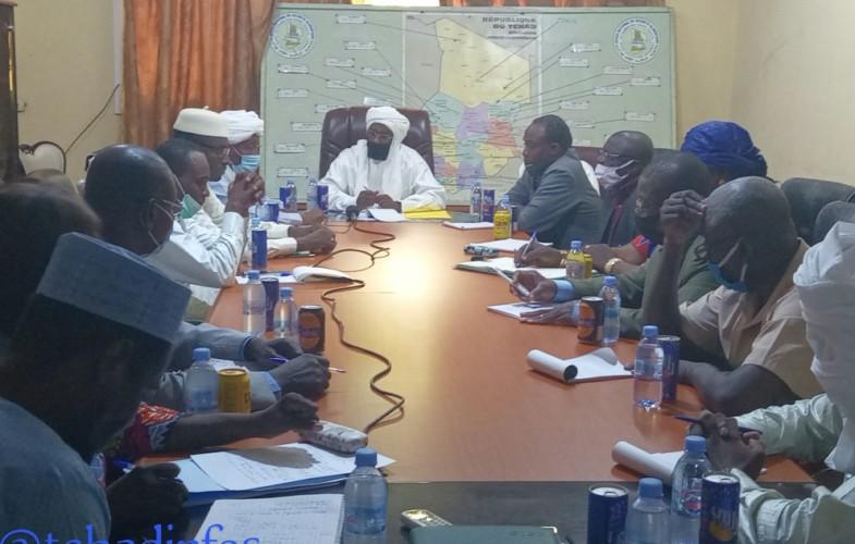 Tchad : visite du ministre de l'agriculture dans les entités sous tutelle