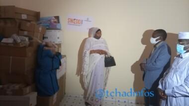 Tchad : des équipements et matériels médicaux octroyés aux écoles de formation sanitaire