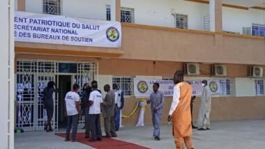 Tchad : le MPS se dote d'un siège pour les bureaux de soutien