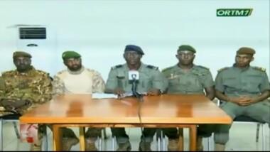 Mali : le pays est désormais dirigé par le Comité national pour le salut du peuple