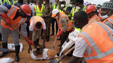 Tchad : un comité de jeunes entame des actions pour riposter contre l'inondation