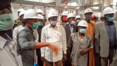 Tchad : le ministre de l'Elevage veut hâter le démarrage des abattoirs du Logone