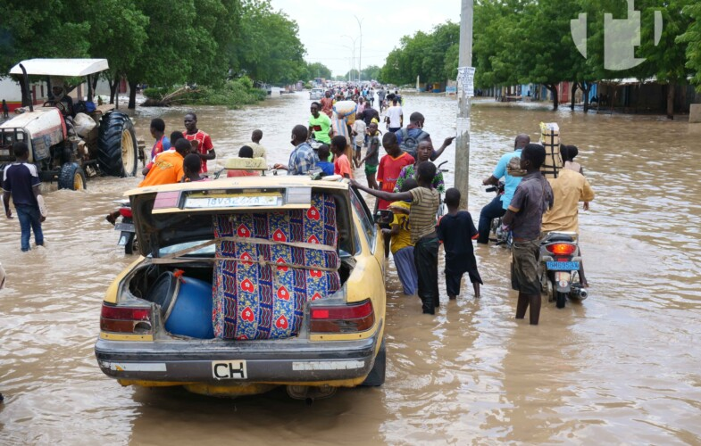 Inondations : l'UE alloue 65,6 millions de francs CFA pour assister les sinistrés