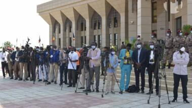 Reconfinement de N'Djamena : la presse a réussi à se faire entendre