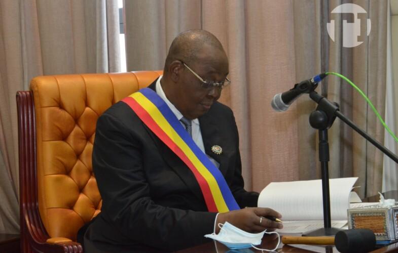 """""""Idriss Déby Itno est un homme qui a consacré toute sa vie pour le pays"""", Dr Haroun Kabadi"""