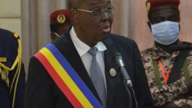 Audio-Élévation du maréchal du Tchad: l'intégralité du discours de Haroun Kabadi