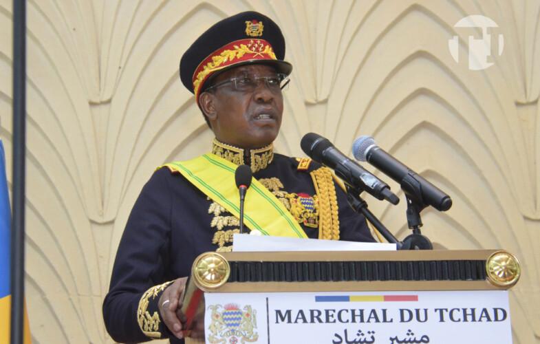 """Tchad : """"La liberté n'est pas le désordre, le désordre est l'ennemi de la liberté"""", Idriss Deby Itno"""