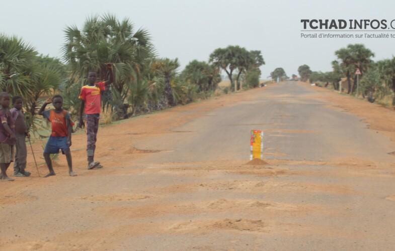 Tchad : un marché est signé pour la construction de l'axe Djouman- Laï