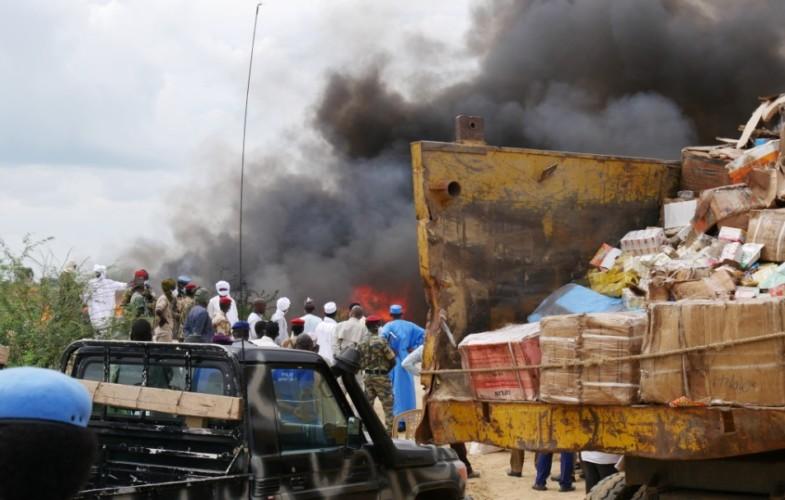 Tchad : des drogues et faux médicaments à hauteur de plus 20 milliards de FCFA incinérés