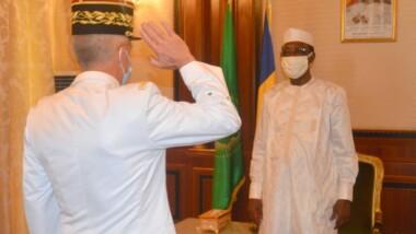 Sahel : le Maréchal du Tchad et Marc Conruyt méditent sur la mission de Barkhane