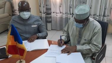 Tchad: le ministère de l'éducation signe un mémorandum en faveur des enfants du Lac Tchad