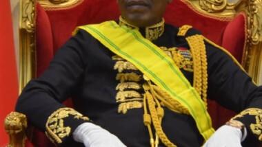 Cérémonie du maréchalat : Idriss Déby Itno dédie sa distinction aux enfants du pays