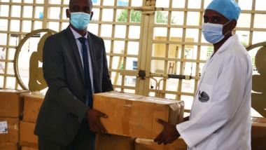 Coronavirus : « Le personnel soignant tchadien a mérité notre reconnaissance à tous », SGT Tchad