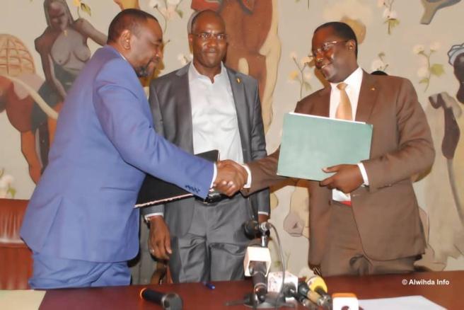 Tchad : le nouveau président de la CCIAMA a pris fonction