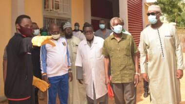 Tchad : Kalzeubé Payimi Deubet donne un coup de balai à la faculté de Farcha