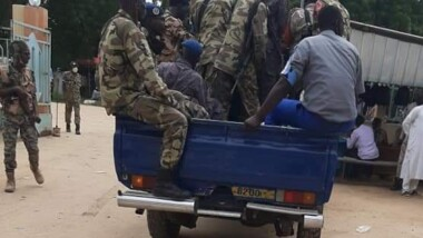Tchad : les forces de défense mobilisées pour retrouver le colonel condamné et enlevé