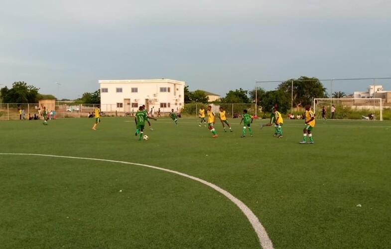 Football : première édition du championnat national U15, ce 1er septembre