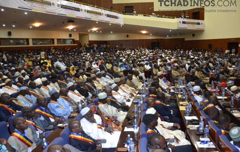 Tchad : un comité chargé de l'organisation du 2ème Forum National Inclusif mis en place