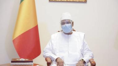 L'ancien président malien IBK a quitté le Mali pour se faire soigner à l'étranger