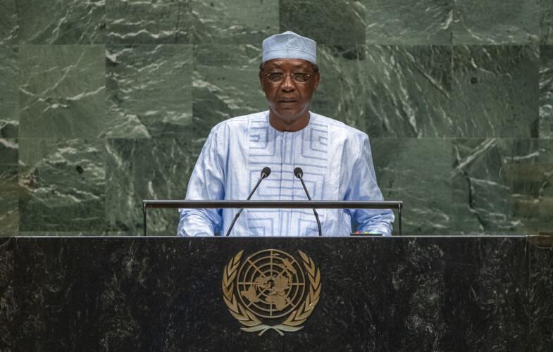 75ème Assemblée générale des Nations-Unies : Voici l'intégralité de la déclaration du Maréchal du Tchad