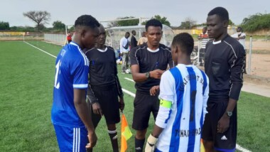 Championnat national U-17: l'équipe d'Abéché bat celle de Doba en match d'ouverture