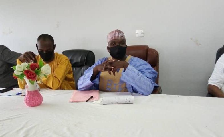 Province : Routouang Mohamed Ndonga Christian appelle la jeunesse à l'unité et à la solidarité nationale