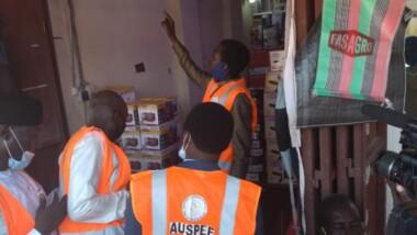 Tchad: victimes des court-circuits répétitifs, les marchés Central et Dembé sensibilisés