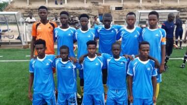 Tchad-U17 : l'équipe du 10e arrondissement de N'Djaména en finale