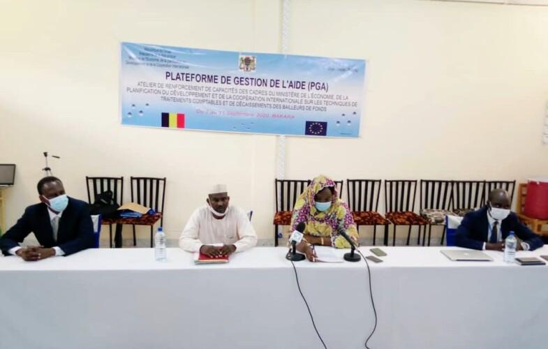 Tchad : les agents de l'Etat renforcent leurs capacités en traitements comptables et décaissements