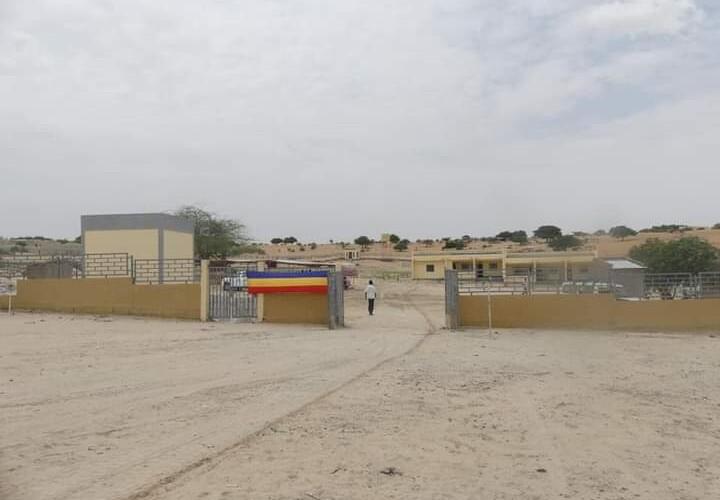 Tchad : les marchés à bétail de Mao et Gaba inaugurés