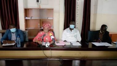 Inondations :  des architectes et acteurs de la ville présentent un mémorandum au gouvernement  du Tchad