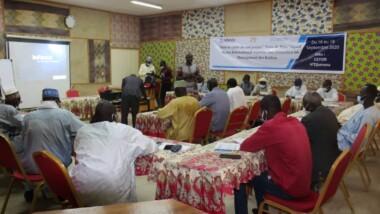 Tchad : 26 responsables des radios en formation sur le management