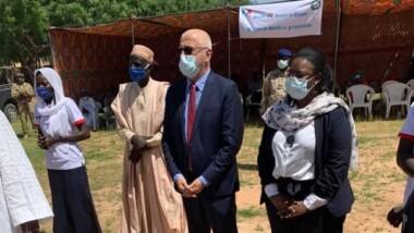 Tchad : Au Guéra, des vivres et du matériel offerts aux groupements des femmes